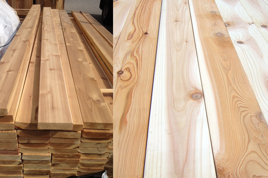 GIVE YOUR DECK A CEDAR UPGRADE
