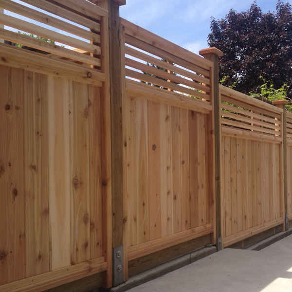 Big Red Cedar | Cedar Fence Company | Cedar Lumber | Langley BC